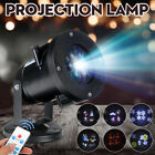 15 Pattern Projector Lamp Landscape Light Xmas Christmas Halloween Party Light