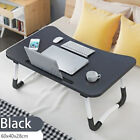 Folding Laptop Bed Table Portable Adjustable Foldable Study Computer Desk Stand