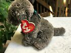 Ty THE Beanie BABIES Collection Stuffed Plush - Dog Puppy Hologram tush tag