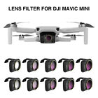 Camera Lens Filter Kits MCUV ND8/ND16/ND32 CPL for DJI Mavic Mini Drone Parts