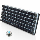 AK33 Mechanical Wired Gaming Keyboard 82 keys Blue Switch for Gamers and Typists