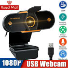 1080P Full HD USB 2.0 Webcam For PC With Microphone Desktop Laptop Web Camera
