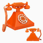 Wired Retro Landline Telephone Corded Desktop HD Phone for Home Office Hotel