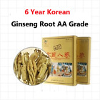 Korea 6 Year Ginseng Whole Roots  A+ Grade Vacuum Packed Direct from Korea