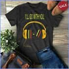 NEW I'LL GO WITH YOU PILOTS T-SHIRT BEST-GIFT SHIRT 2019 USA SIZE