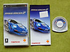 Ridge Racer 1 / 2 (Sony PlayStation Portable, PSP, Region Free, Game, Complete)