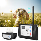 Electric Dog Training Collar Remote Control Rechargeable Wireless Fence System