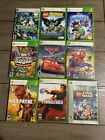 Xbox 360 Game Lot- Pick and Choose