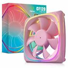 Vetroo CF120 ARGB LED Case Fan 3PIN/4PIN PC Computer Case Cooling Cool Fan Mod