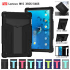 Rugged Shockproof Hard Stand Case Cover For Lenovo Tab M10 TB-X505F/X605F 10.1""