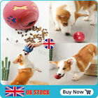 Pet Food Dispenser Puzzle Toys Tough-Treat Ball Dog Interactive Puppy Play Toys