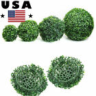 Artificial Plant Ball Topiary Tree Boxwood Wedding Party Home Outdoor Decor Usa