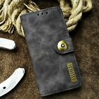Huawei P20 Lite Phone Protective Case Flip Cover Synthetic Leather Case