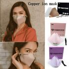 Copper Mask 2.0 Copper Film Mask Antimicrobial Coppermask With 11 Filters 2021
