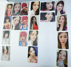 G-Idle I Burn Official Photocards gidle (added more)