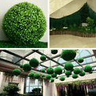 Artificial Plant Ball Topiary Tree Boxwood Wedding Party Home Outdoor Decor New