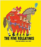 JAN BALET-FIVE ROLLATINS, THE BOOK NEW