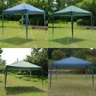2x2m 3x3m Pop-up Gazebo Marquee Canopy Folding Outdoor Garden Party Camping Tent