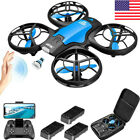 4DRC Drones for Kids RC Drone with Altitude Hold and Headless Mode Quadcopter V8