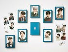 BTS Mini Jigsaw Puzzle Frame Photo Card Map Of The Soul