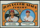 2021 Topps Heritage Base Cards #1-200 You Choose/Pick From Dropdown List