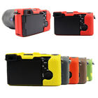 A7C Rubber Silicone Case Body Cover Skin Protector for Sony Alpha 7C ILCE-7C
