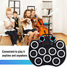 More images of Electronic Drum Foldable Drum Pad Rechargeable Drum Kit Built in Foot Pedals UK
