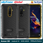 """Ulefone Armor X8 5.7"""" Unlocked Rugged Mobile Phone 4g Android 10 64gb Smartphone"""