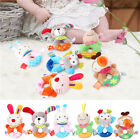 Rattles Handbell Appease Toys Learning Toys Cute Lovely Education Plush Toy CF
