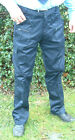 ACTION CARGO TROUSERS WORK OR LEISURE NAVY