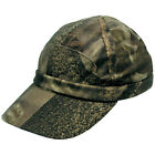 HUNTING FIELD CAP HIKING BASEBALL HAT FLEECE WATERPROOF REAL TREE HUNTER BROWN