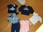 UNC Tar Heels Infant/Toddler Apparel, Many styles for Boys and Girls, NWTags