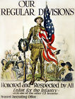 VVintage War POSTER.Stylish Graphics.American Soldier.Wall art Decor.1070