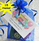 Personalised 60th 65th Birthday Survival Kit Gift Card