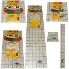 Olfa Non Slip Frosted Patchwork Ruler Various Sizes