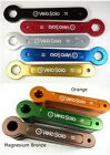 VELOSOLO TRACK TOOL Fixed Wheel 15mm nut wrench spanner single speed fixie bike