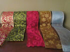 NEW CHRISTMAS RIBBON BOW WREATH DECORATION HOLIDAY 30 FT 5 CHOICES QUALITY