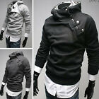NEW Mens Slim Fit Sexy Top Designed  Hoodies Jackets  Coats  M L XL XXL E39