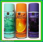 HUMBROL AEROSOL PORTS OF CALL DECORATIVE AQUA,SEVILLE ORANGE,PURPLE SPRAY PAINT