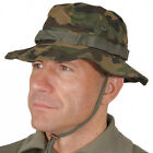 BOB JUNGLE TYPE BOONIE HAT T.O.E. MILITAIRE ARMEE CAMOUFLAGE EQUIPEMENT TISSU