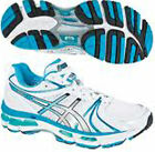 Asics Gel Kayano 18 Womens Running Shoes (Spring /Summer 2012 Colour) T250N 0161