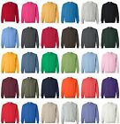 GILDAN NEW Mens 2XL-3XL 4X 5XL Pullover Heavy Blend Crew Sweatshirt Jumper 18000