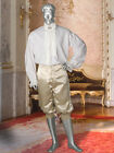 Renaissance Pants or Breeches Handmade from Satin