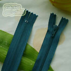 23cm Nylon Closed End Zips/Zippers Sewing Z4
