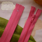 23cm Nylon Closed End Zips/Zippers Sewing Z20