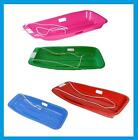 Snow Sledge with Rope available in Red, Blue, Green, Pink