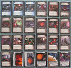WARS TCG Incursion Rare Cards Part 3/3 1R214 - 1R326 (CCG)