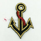 Anchor Sew/Iron On Patches 50mm S0096