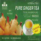 Pure Ginger Tea Natural hurbal Royal King 20 bags/box or 100 bags/box