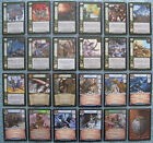 Warcry CCG Dogs of War Rare & Super Rare Cards Part 2/2 (Warhammer)